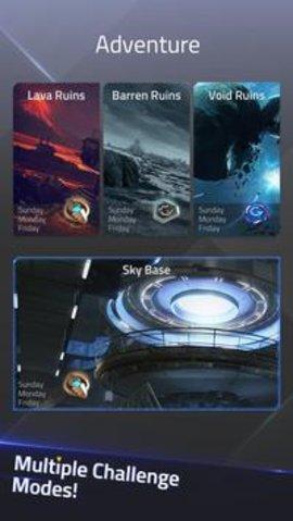 Expanse of Sky浩瀚天空:闲置与合并下载